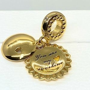 PANDORA Jewelry - Authentic Pandora SHINE™ You Are My Sunshine